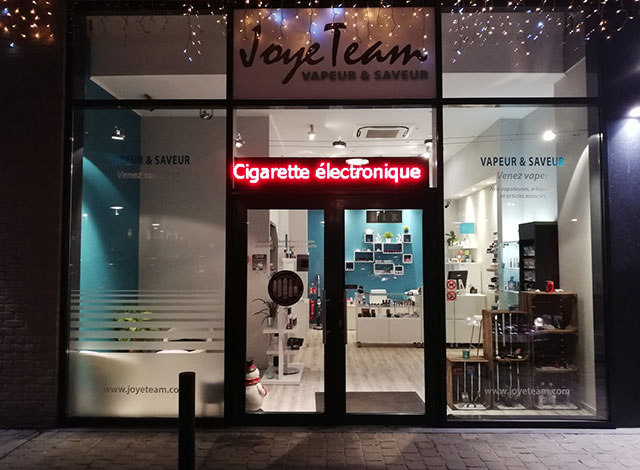 Magasin de cigarette